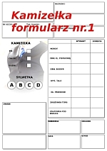 kamizelka formularz nr1